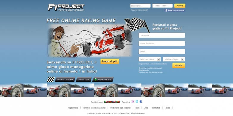 Restyling Grafico MyGPTeam (per Interactive Project)